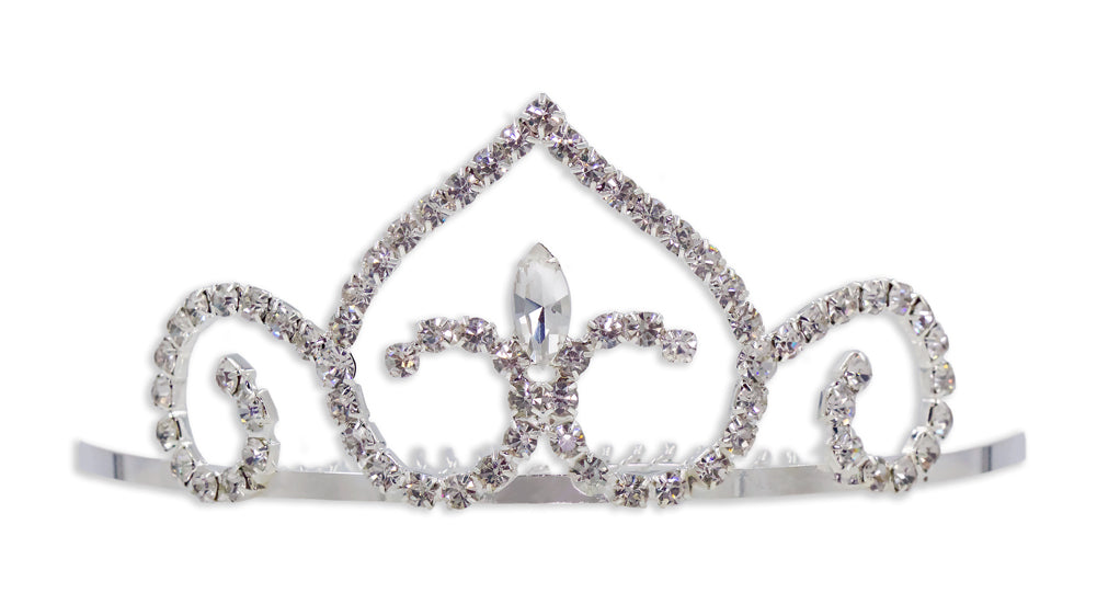 #15831 - Royal Princess Tiara Comb