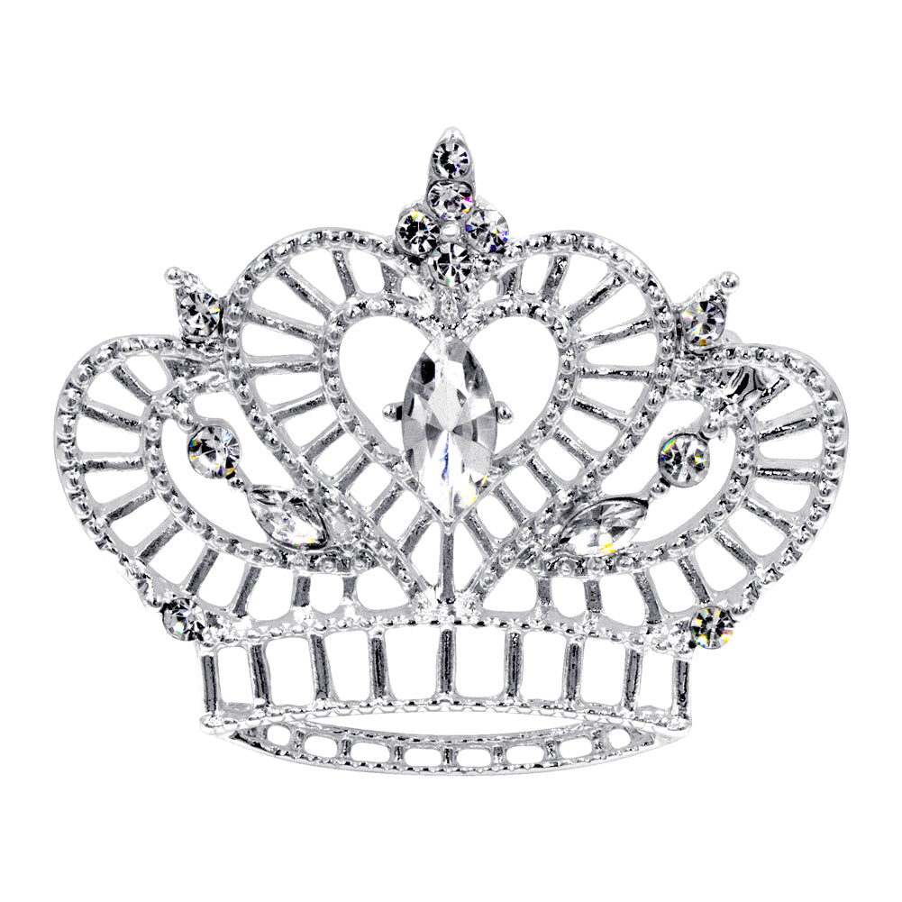 #16127 - True Love Crown Pin