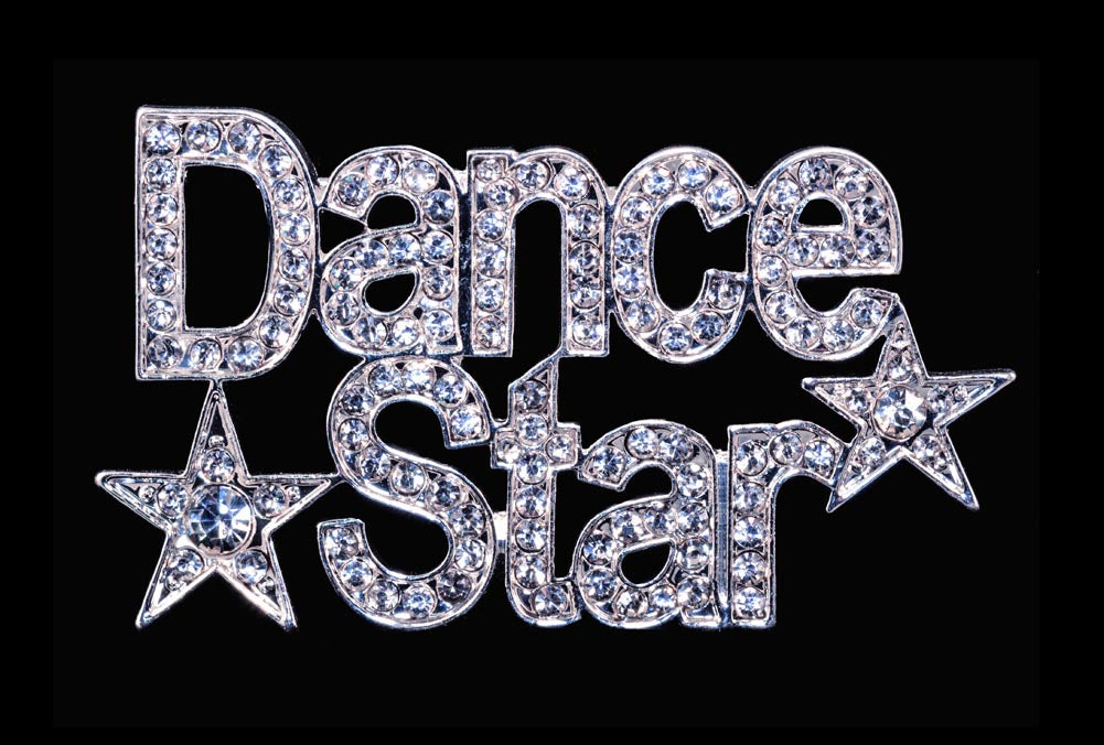 #16342 Dance Star Pin