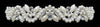 #16550 - Pearl and Rhinestone Wave Headband