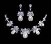 #16563 - Linked Elegance Necklace and Earring Set