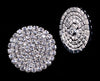 Large Pave Button #5793LG - 1""