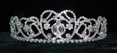 "Princess Diana ""Spencer"" Tiara - #8361"