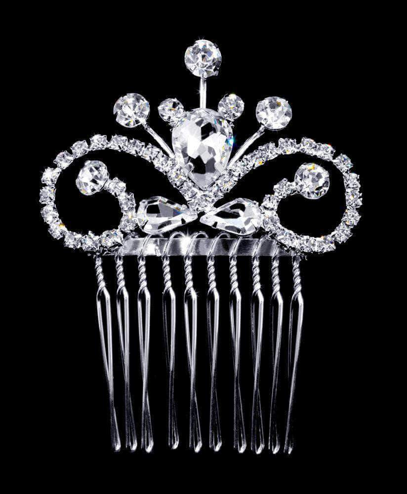 Combs #16861 - Regal Pear Hair Comb