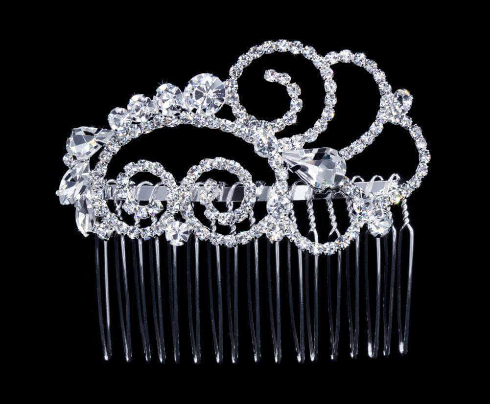 Combs #16873 - Seashells by The Seashore Hair Comb