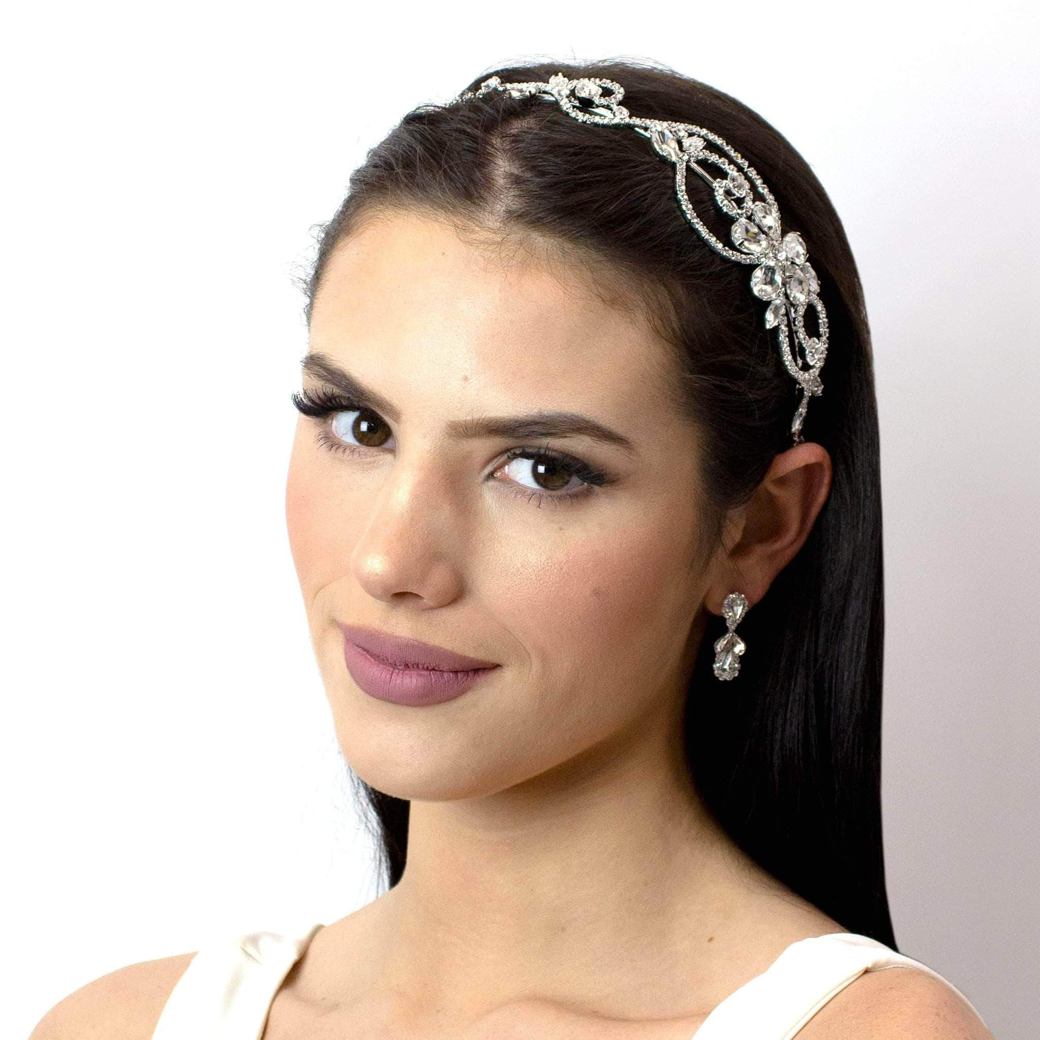 Headbands #16846 - Blooming Headband