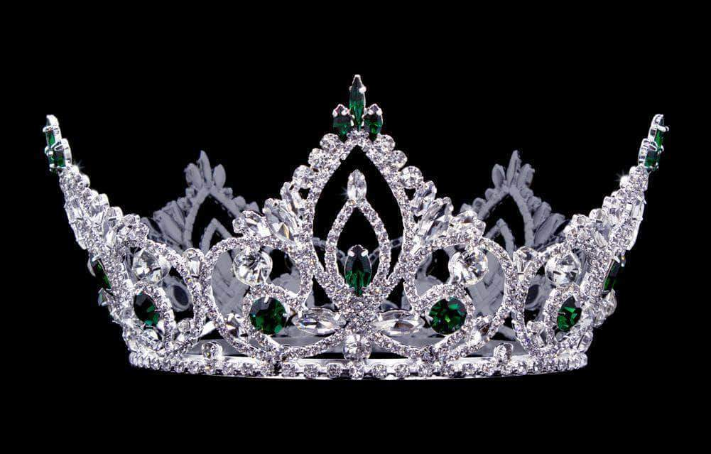 "Tiaras up to 4"" #16882 - Forestry Pageant Prime Crown"