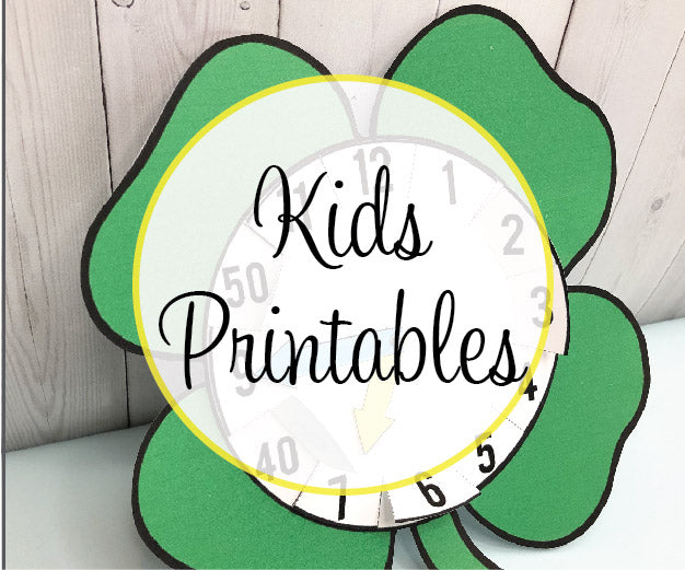 Printables for Kids