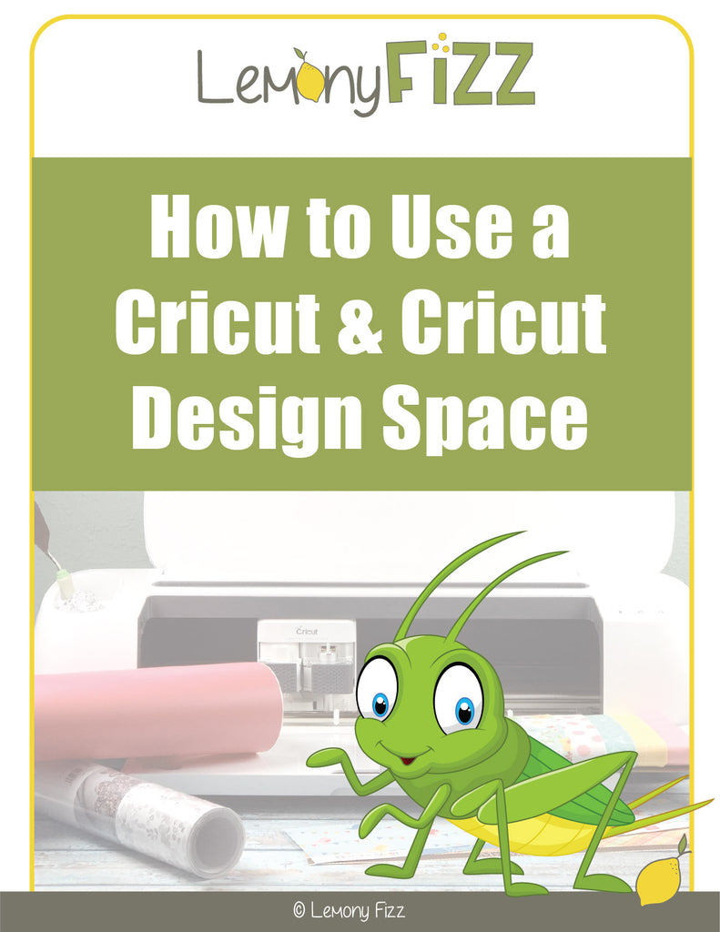 How to Use a Cricut and Design Space
