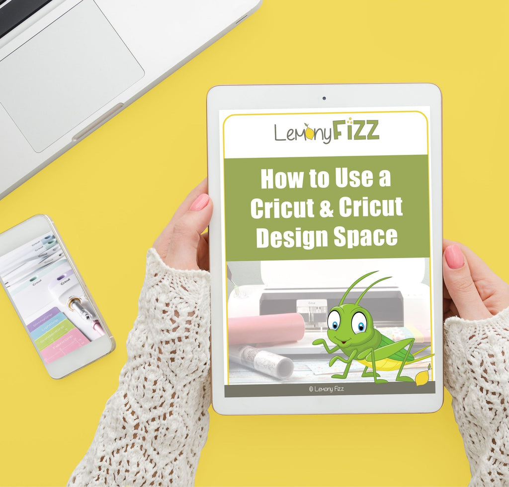 How to Use Cricut Design Space Manual
