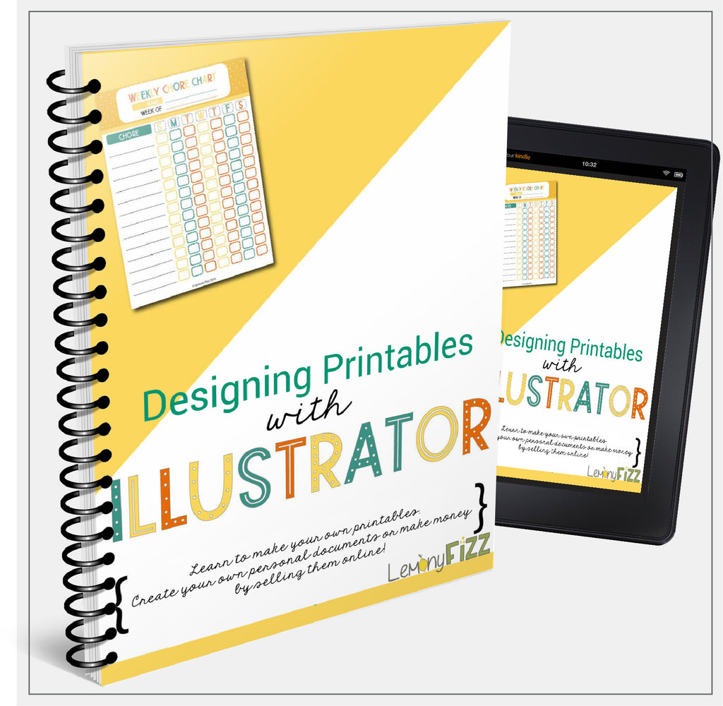 Design Your Own Printables with Illustrator