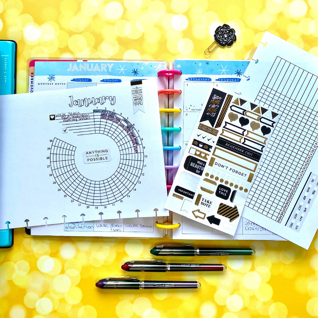 Planner Printables: Mini Kit
