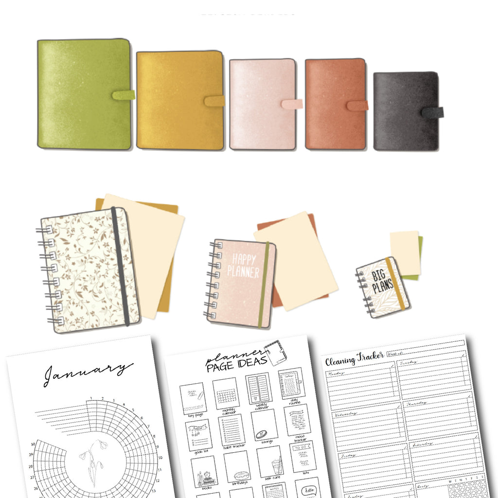 Ultimate Planner Companion Printable Kit: Refresh Your Plans
