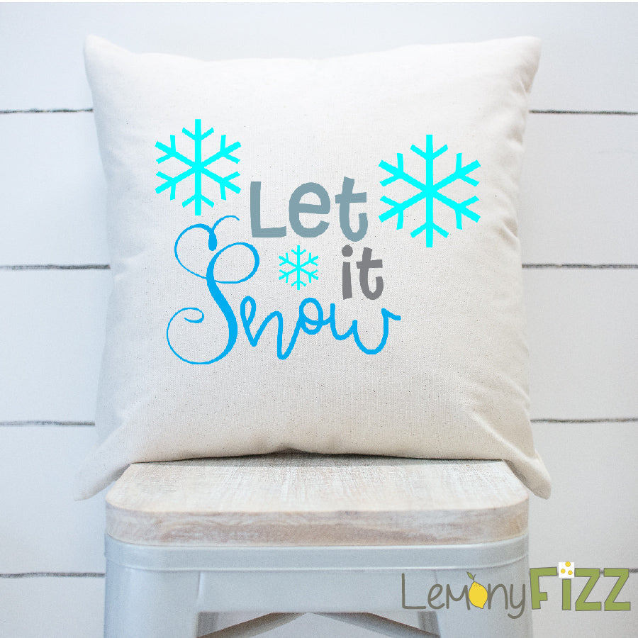 Let it Snow Free SVG File