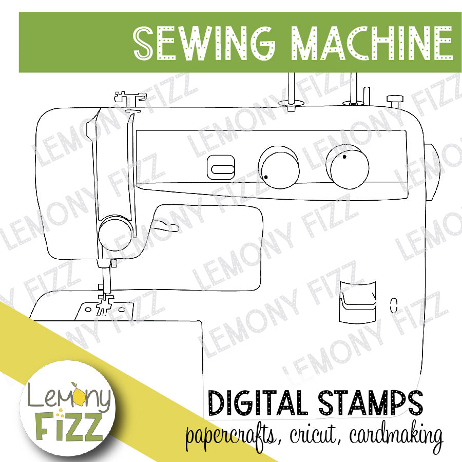 Brother Sewing Machine Digital Stamp