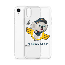 Load image into Gallery viewer, KoalAir iPhone Case