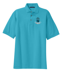 Unisex Short Sleeve Polo Shirt
