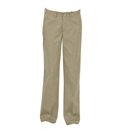 Khaki Girl's Pants