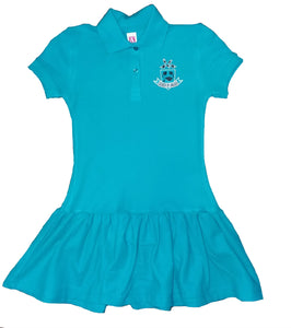 Girls Polo Dress