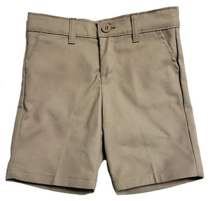 Khaki Girl's Shorts