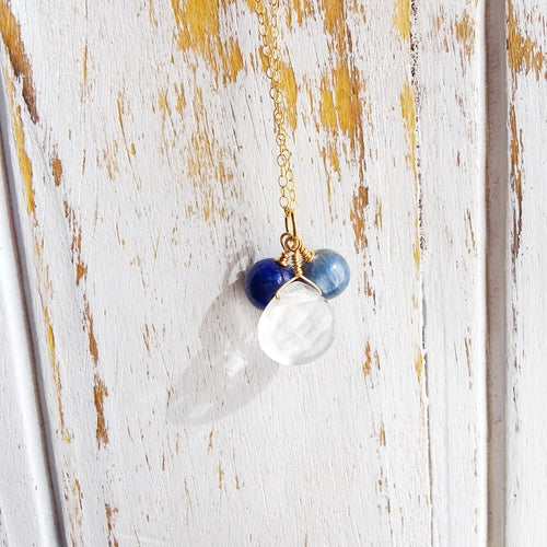 Protection & Stress Relief ~ Crystal Quartz,