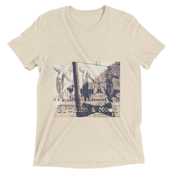 Bronzeville Mural Art T Short sleeve t-shirt