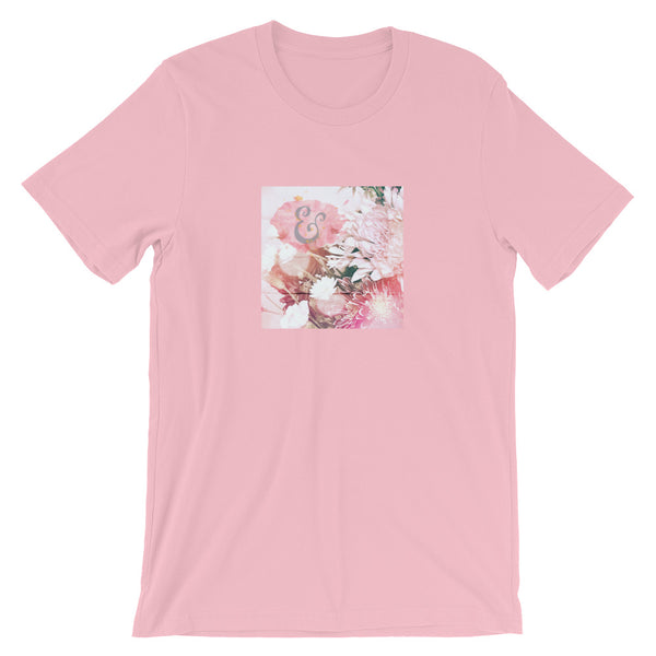 Flower & Ampersand Art T Short-Sleeve Unisex T-Shirt