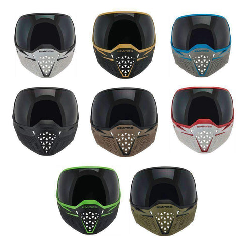 Empire EVS Thermal Paintball Mask Group