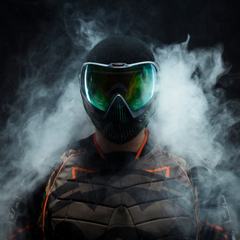 Paintball mask and goggles