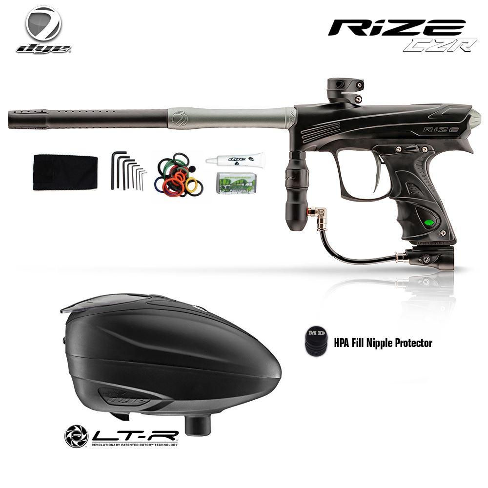 Dye Rize CZR Advanced HPA Package