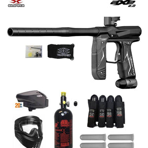 Empire Axe 2.0 Expert Paintball Gun Package