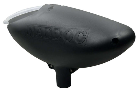Maddog 200 Round Paintball Hopper Loader - Black