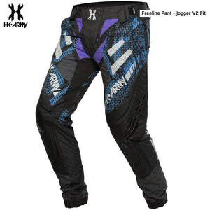 "HK Army Freeline ""V2 Jogger Fit"" Paintball Pants - AMP - PaintballDeals.com"