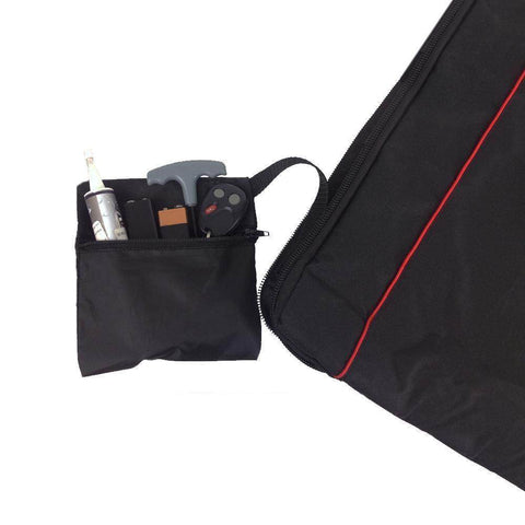 CLEARANCE - Maddog® Padded Gun Bag Large - Black - OPEN BOX