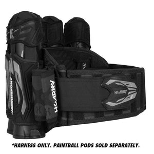 HK Army Zero G 2.0 Paintball Harness 3+2 4+3 5+4 Pod Pack - PaintballDeals.com
