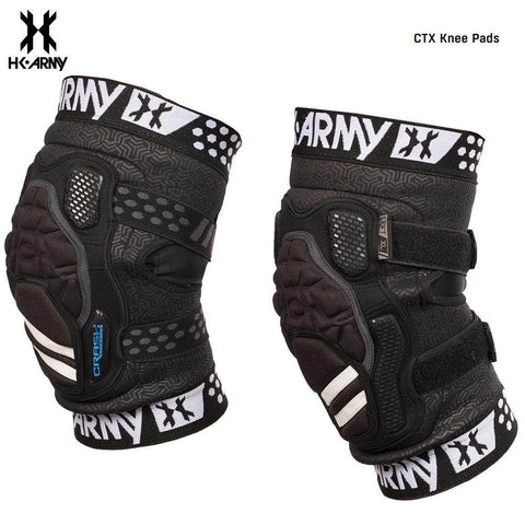 HK Army Paintball CTX Knee Pads