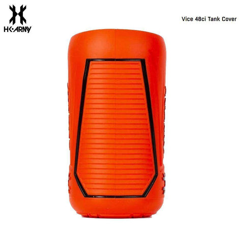 HK Army 48/3000 Vice Molded Rubber Paintball Protective Tank Cover