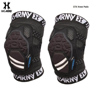 HK Army Paintball CTX Knee Pads - PaintballDeals.com