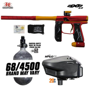 Empire Axe 2.0 HPA Paintball Gun Package C