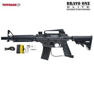 Tippmann Bravo One Elite .68 Caliber Paintball Marker