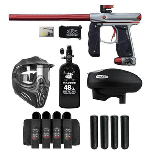 Maddog Empire Mini GS Advanced HPA V-Max+ Paintball Gun Package