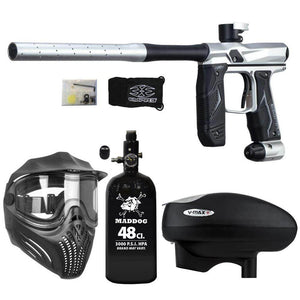 Maddog Empire Axe 2.0 48/3000 HPA V-Max+ Paintball Gun Package