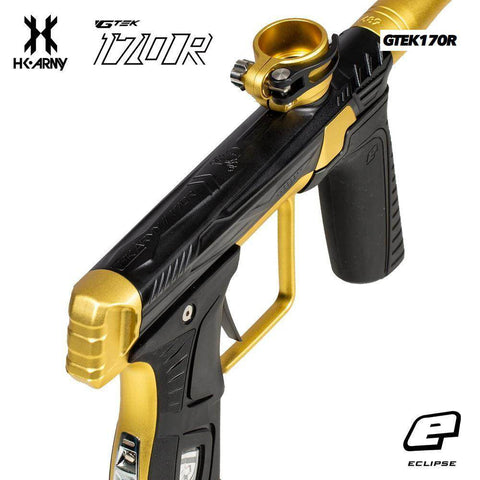 HK Army Custom Designed and Machined Planet Eclipse GTEK 170R Paintball Gun Marker - Prestige - PaintballDeals.com