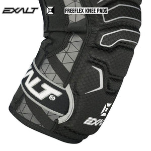 Exalt FreeFlex Protective Paintball Knee Pads