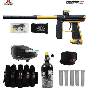 Empire Mini GS Paintball Gun & Accessory Combo Package