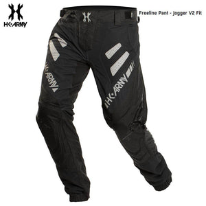 "HK Army Freeline ""V2 Jogger Fit"" Padded Paintball Pants - PaintballDeals.com"