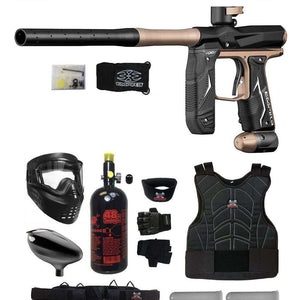 Empire Axe 2.0 Starter Protective HPA Paintball Gun Package