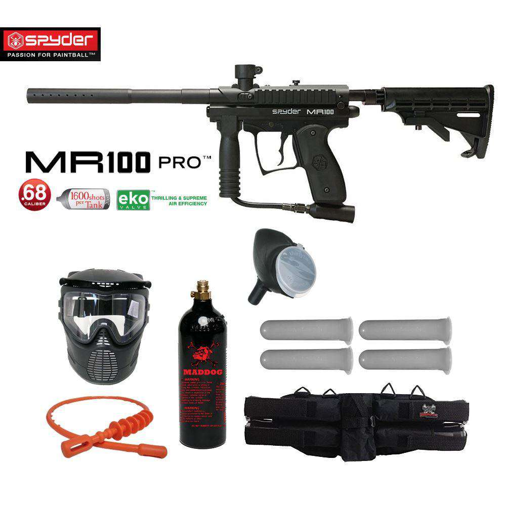 Paintball Packages Guns and Gear on Sale - Starter Kits Free