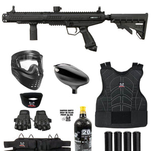 Maddog Tippmann Stormer Protective CO2 Paintball Gun Marker Starter Package