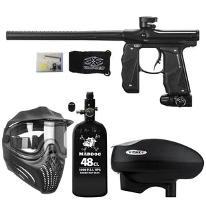 Maddog Empire Mini GS 48/3000 HPA V-Max+ Paintball Gun Package